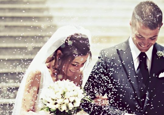 Modern Warehause Wedding 3